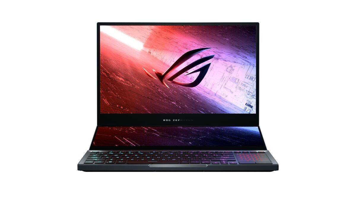Asus Rog 2020 Series Of Laptops Is Playing For The Attention Of Gen Z Technology News The Indian Express