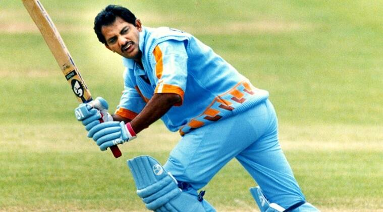 azharuddin, when Azhar hit 62-ball 100, Mohd Azharuddin fastest ton, Azhar batting, Azharuddin's 100 off 62 balls, india cricket, india odi cricket, indian cricket team, india vs new zealand, ind vs nz, india cricket match