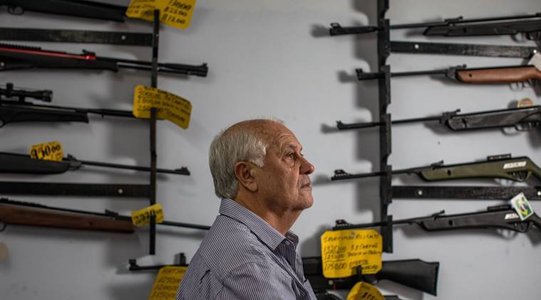 Gun ownership soars in Brazil under Jair Bolsonaro
