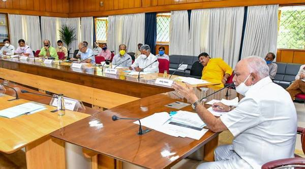 COVID-19 Karnataka wrap: Cabinet allows one-time movement of stranded citizen, NIMHANS readies plan to address post-pandemic stress