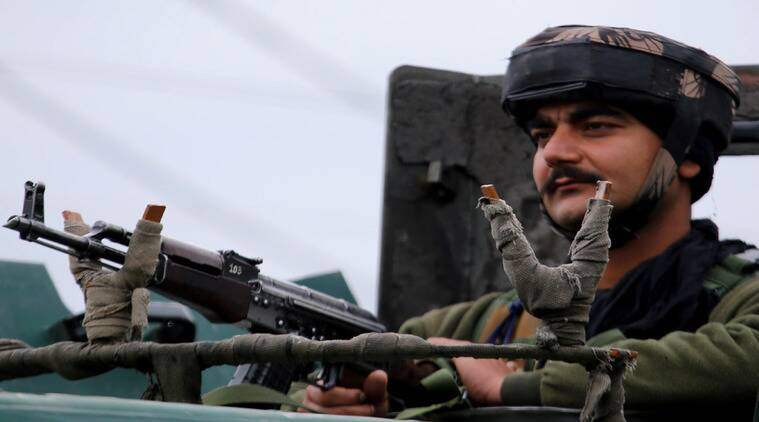 Encounter breaks out between security forces, militants in J-K's Baramulla