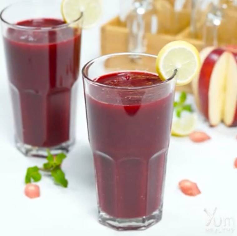 immunity drink, parenting tips