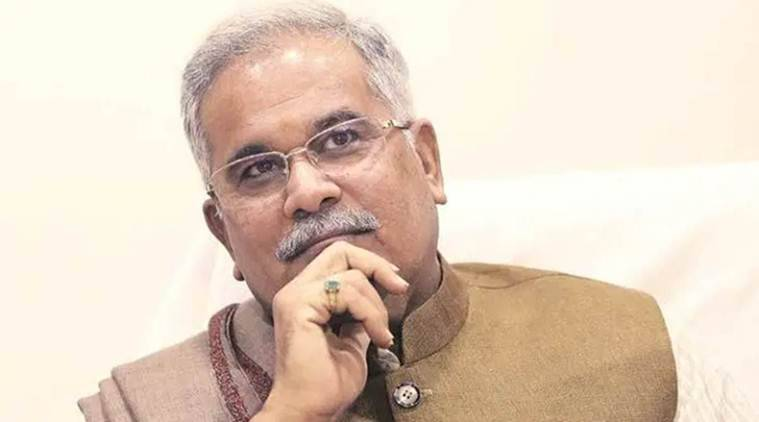 Rail minister doing politics over issue of running trains for migrants: Baghel