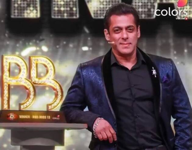 Bigg Boss 13 tv show