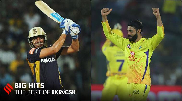 Bisla's hero moment to Jadeja's grit: CSK vs KKR clashes has seen many last-over thrillers