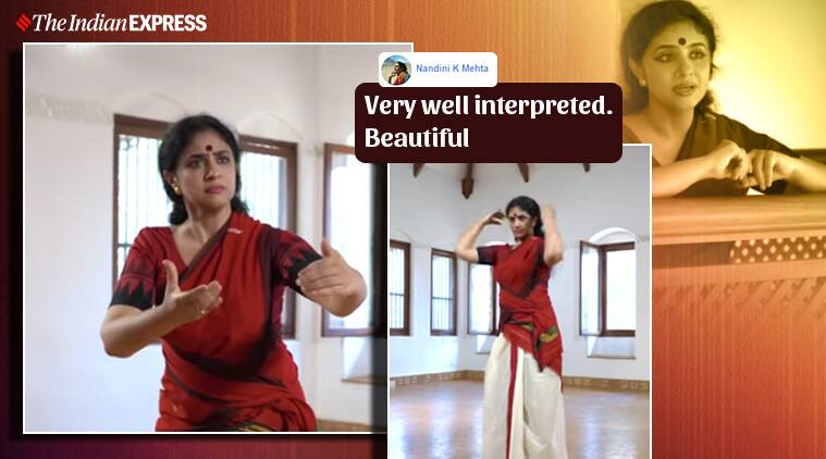 Kerala classical dancer's performance on how to battle coronavirus is a social media hit