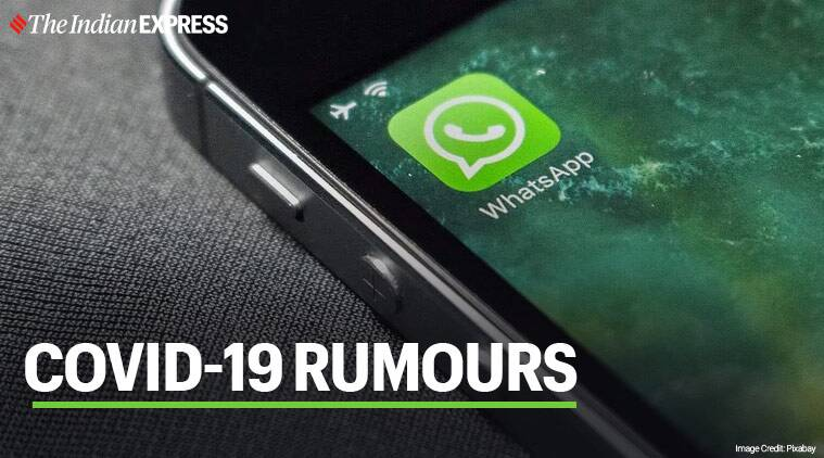 WhatsApp forwarded message limit: Is it enough to prevent the spread of COVID-19 rumours?
