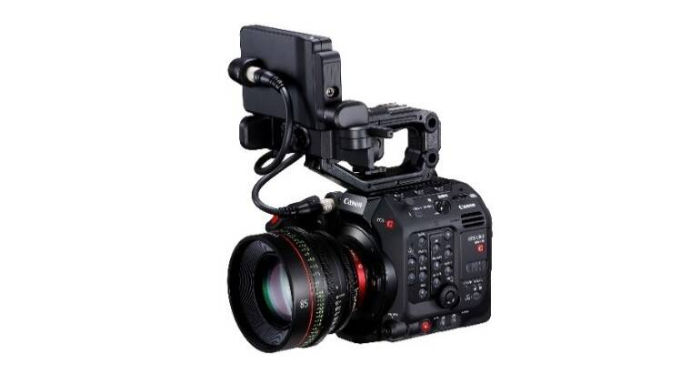 Canon, Canon EOS C300 Mark III, Canon EOS C300 Mark III launched in India, Canon EOS C300 Mark III price, Canon EOS C300 Mark III specifications, Canon EOS C300 Mark III specs, Canon EOS C300 Mark III price