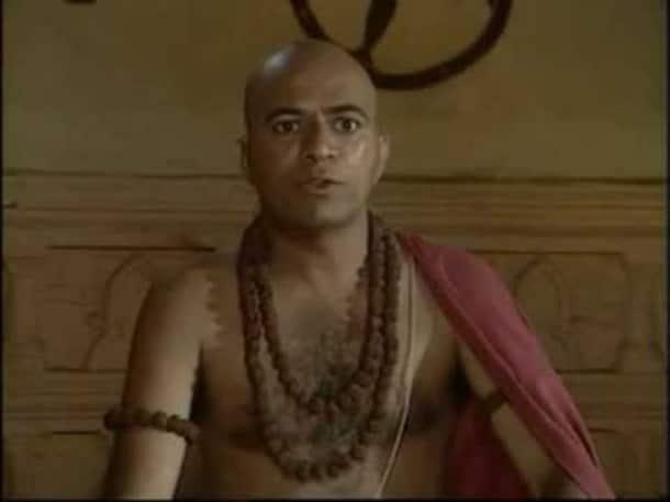 Chanakya tv show