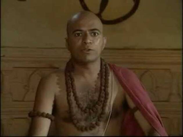Chanakya tv show