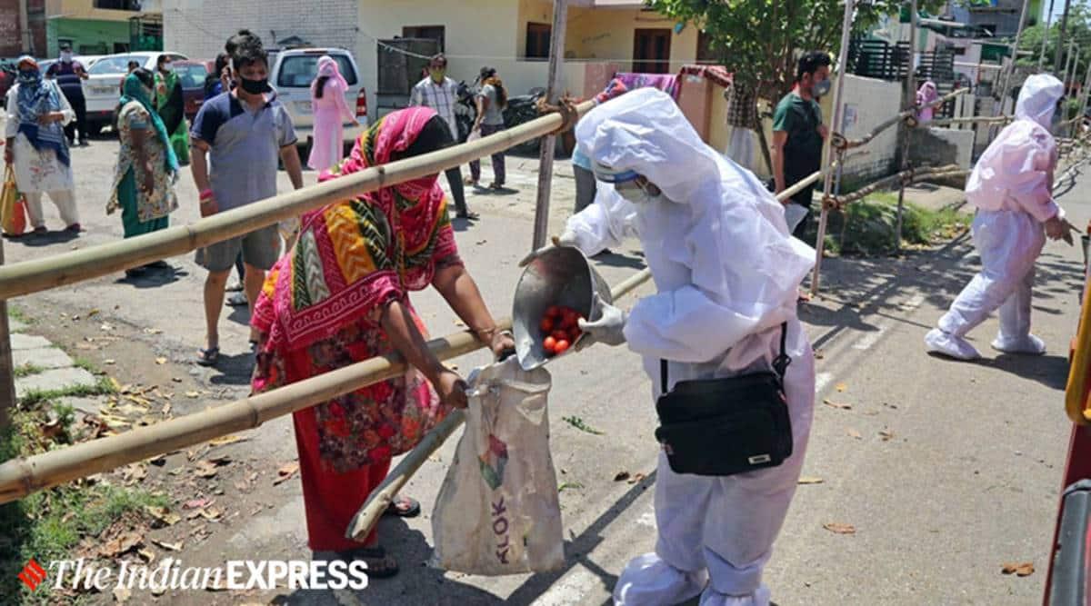 Chandigarh coronavirus cases, coronavirus cases in Chandigarh, Chandigarh coronavirus, coronavirus Chandigarh, Chandigarh news, city news, Indian Express