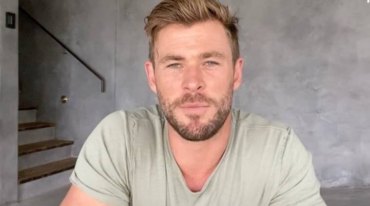 Stay safe, be well: Chris Hemsworth to Indian fans