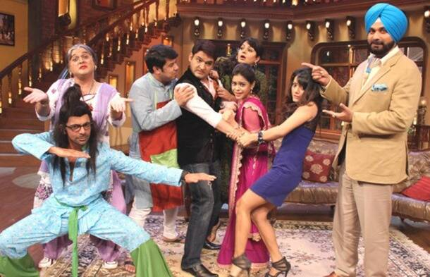 Comedy Nights With Kapil tv show