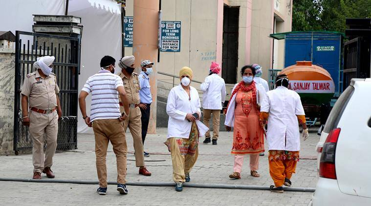 Ludhiana city police, Coronavirus positive cases, Covid 19 tests, committed a crime by testing positive'