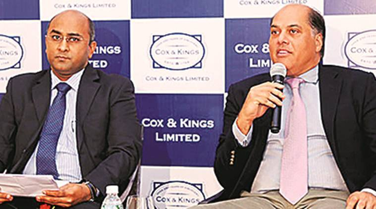 Cox and King Indian Express Exclusive story