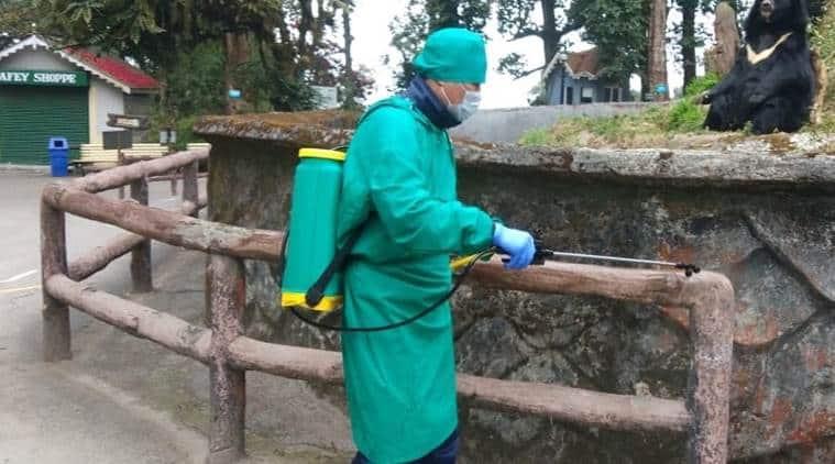 coronavirus in animals, coronavirus precautions in Bengal zoo, darjeeling zoo, covid 19 threat in animals, indian express