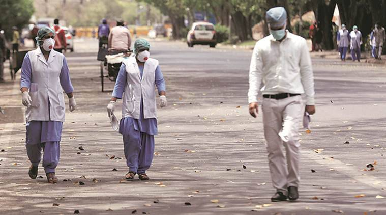 MGNREGA workers, MGNREGA workers coronavirus, coronavirus among MGNREGA workers, India news, Indian Express
