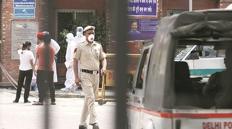 Coronavirus outbreak, India lockdown, Pune Police, Arunachal students, Covid 19 cases, Pune news, indian express news