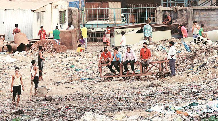 Over half Covid deaths in Mumbai from slums, chawls