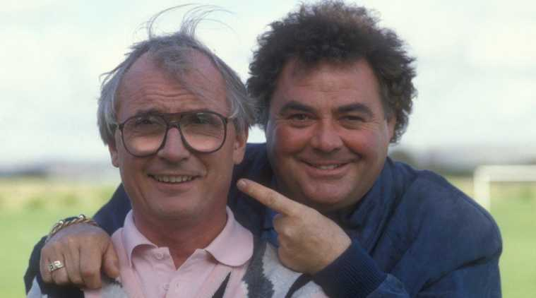 British comedian Eddie Large dies of coronavirus