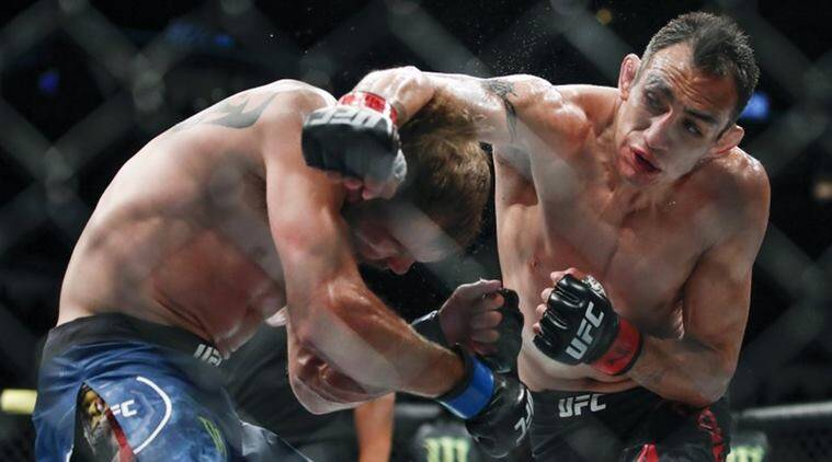 UFC 249 still on, with Tony Ferguson fighting Justin Gaethje on April 18