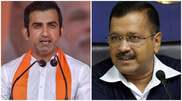 Gambhir offers funds to buy PPEs, Kejriwal says 'money not a problem but availability of kits is'
