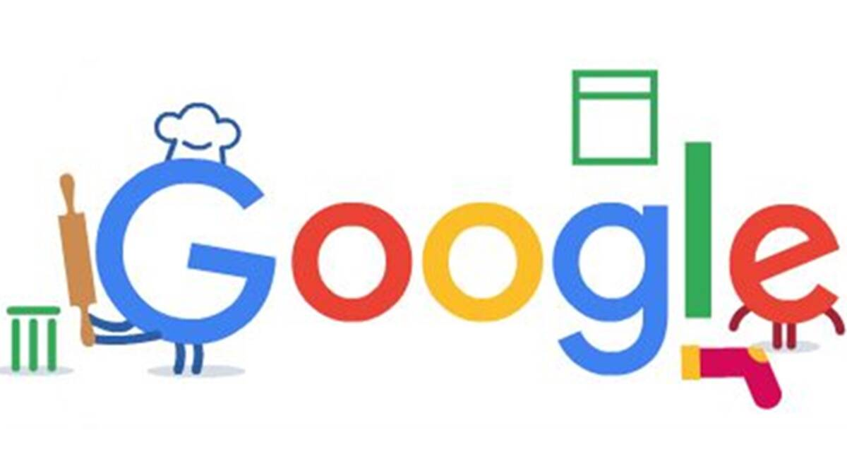 google doodle stay and play at home with popular past google doodles the indian express