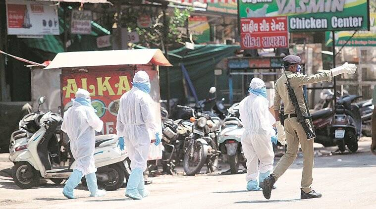 Gujarat: 28 die as state records 391 new cases in a day