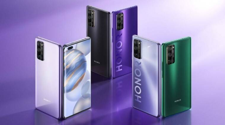 Honor 30 and Honor 30 Pro smartphones get official