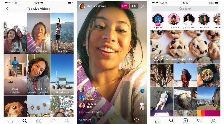 Tips and tricks: How to make your Instagram live video an instant hit