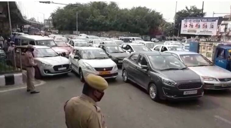 Jammu, Jammu Traffic, Jammu Lockdown