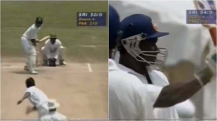 On this day: Sanath Jayasuriya smashed a 28-ball 76 against Pakistan in Singapore