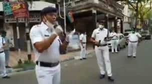 Kolkata Police give corona twist to 'Goopy Gyne' track to spread awareness