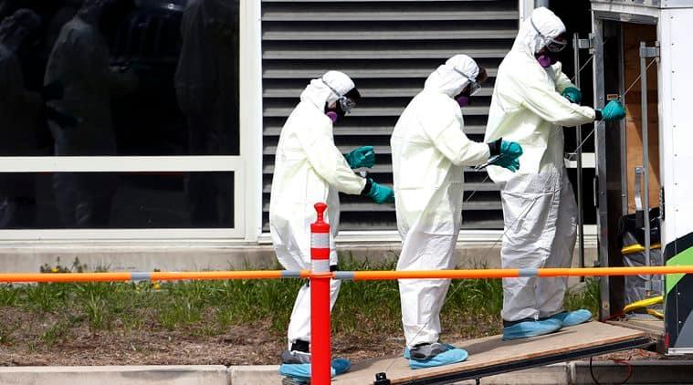 Coronavirus kills almost 70 veterans at MA elder care facility