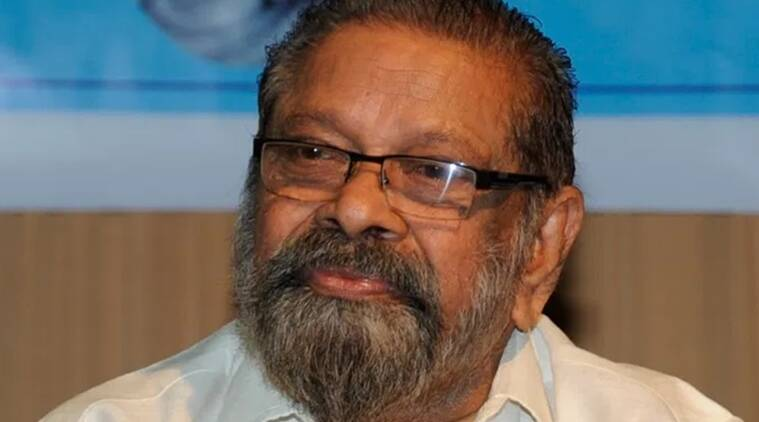 Master composer MK Arjunan passes away