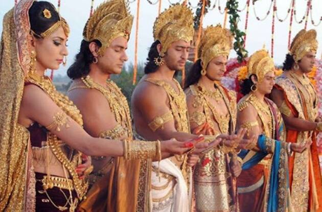 Mahabharat tv show star plus