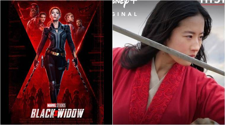 Marvel announces new release dates for Mulan, Black Widow, The Eternals and others