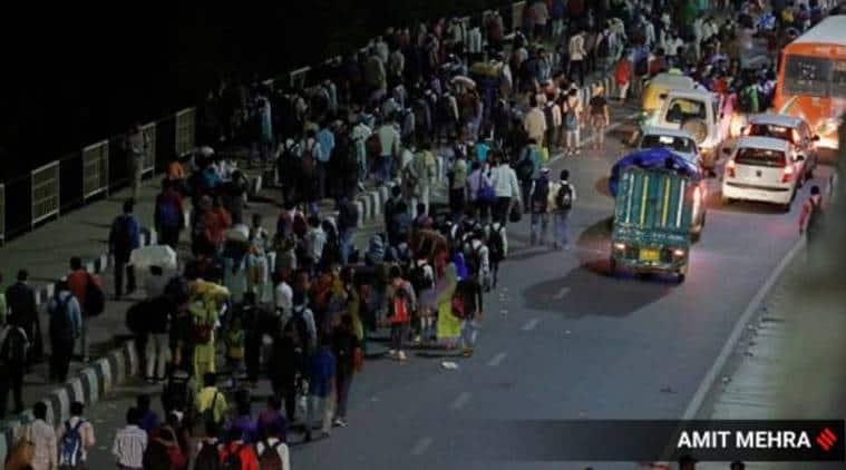 Coronavirus, India lockdown, Women coronavirus, Women migrants, Covid-19 migration, Indian express