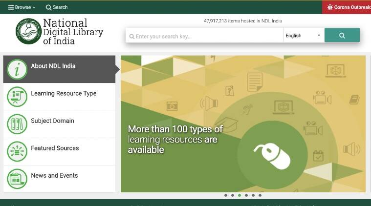 ndli, free books online, free question papaer, free board paper solution, ndli books online, iit kharagpur, mhrd