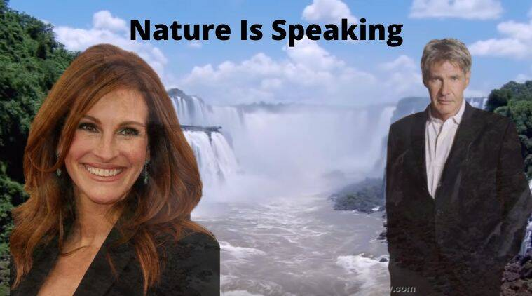 A video about nature narrated by Julia Roberts is going viral again