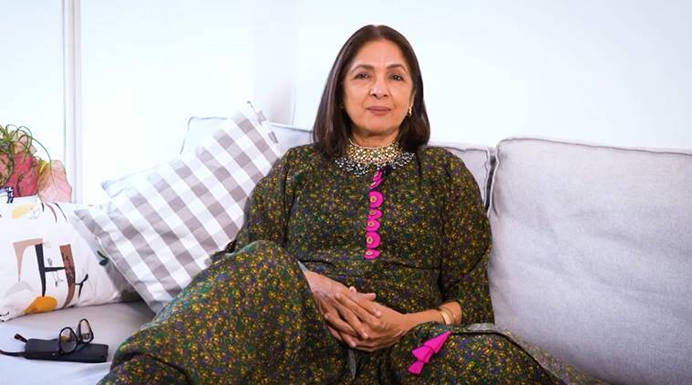 neena gupta sach kahun toe video series