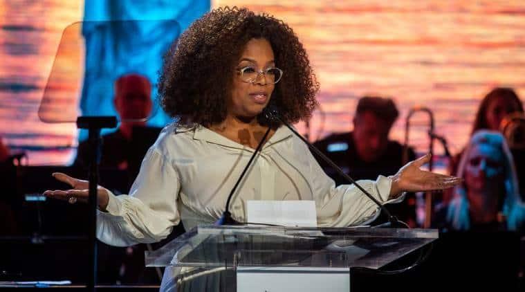 Oprah Winfrey donates 10 million dollars for coronavirus relief