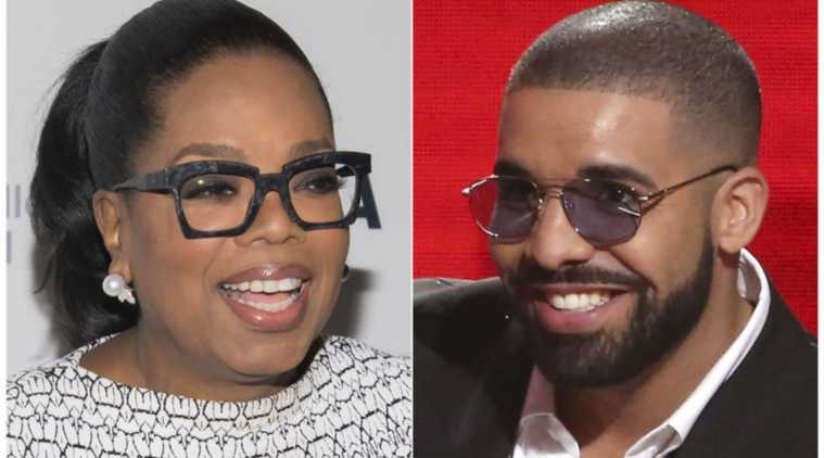Oprah Winfrey loves Drake's rap song 'Oprah's Bank Account'