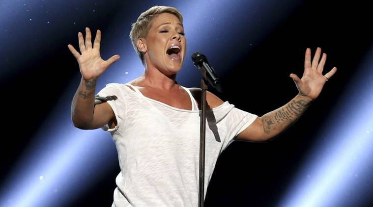 Singer Pink says she had coronavirus, donates one million dollars to relief funds