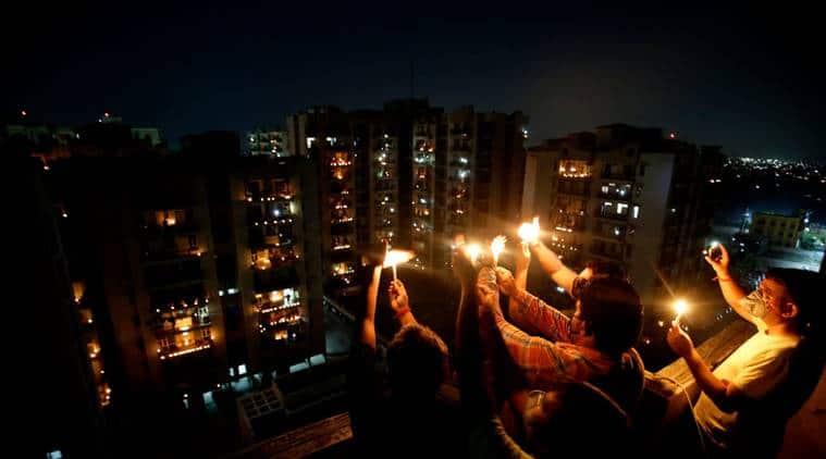 Lights and sound: Pune marks #9pm9minute with diyas, candles, Bharat Mata ki Jai and 'Go Corona Go'