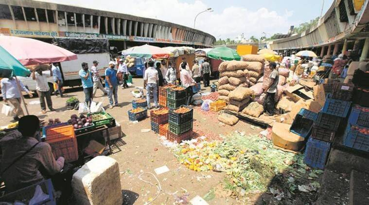 Pune: As cases rise, wholesale markets see traders leave