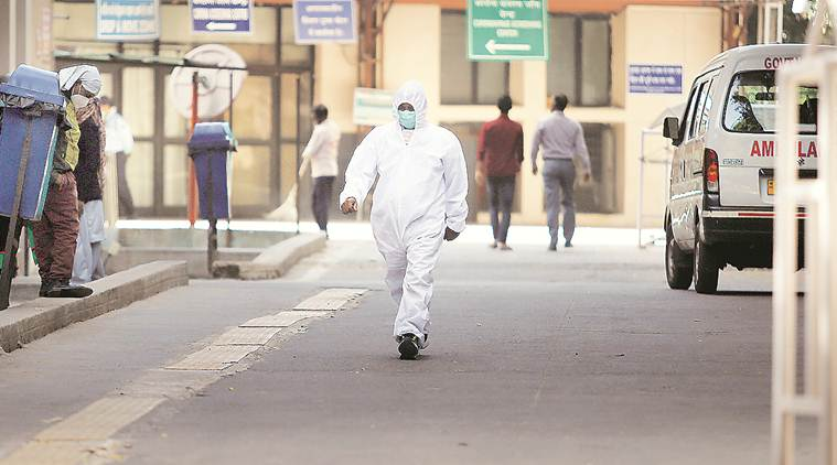Delhi: RK Puram slum cordoned off as AIIMS staffer tests positive