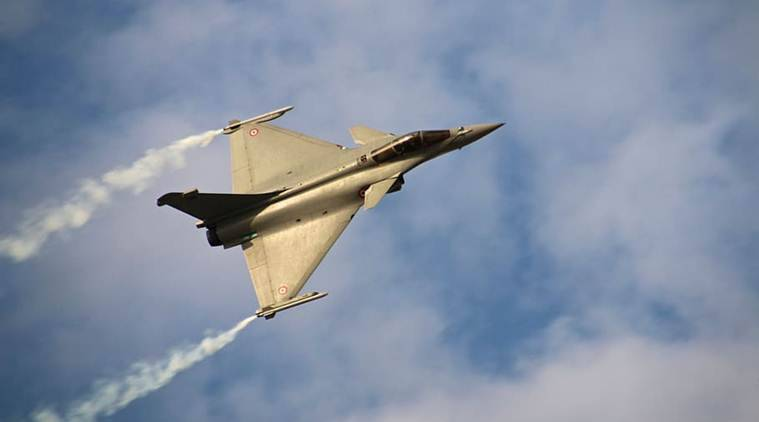 rafale jet, rafale jet deal, france rafale deal, indian express