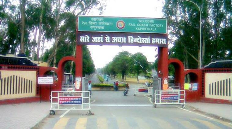 With 50% staff strength, social distancing, Kapurthala RCF starts chugging its way out of lockdown