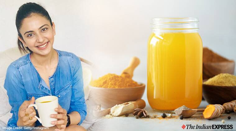 rakul preet singh, immunity boosters, immunity boosting drink, rakul preet singh news, rakul preet singh immunity, rakul preet singh, rashi chowdhary, stayhealthy, stayhome, naturalremedies, immunity-boosters, immunity drinks, indianexpress.com, indianexpress,